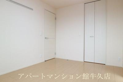 【寝室】アルカディアB(谷田部)