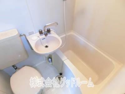 お風呂で日々の疲れを落としましょう ホワイトウィング片倉2の写真 お部屋探しはグッドルームへ