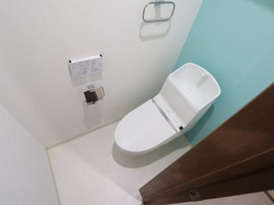 【トイレ】クリエオーレ三ツ島Ⅰ
