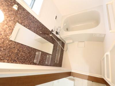 【浴室】クリエオーレ三ツ島Ⅰ