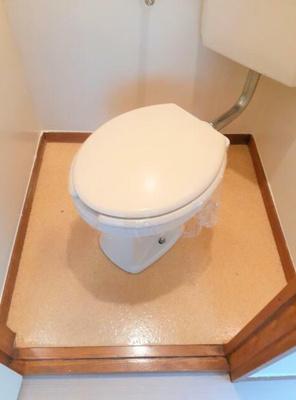 【トイレ】さつき荘