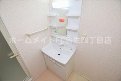 【独立洗面台】ソルジェンテ高殿