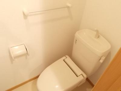 【トイレ】カーサブローテ