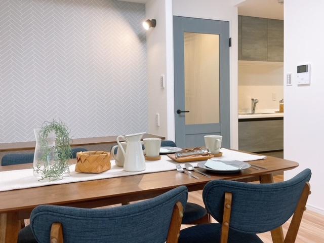 ◆水回り設備一新♪全居室リノベーション済(排水管含む)♪和室を洋室に改装♪