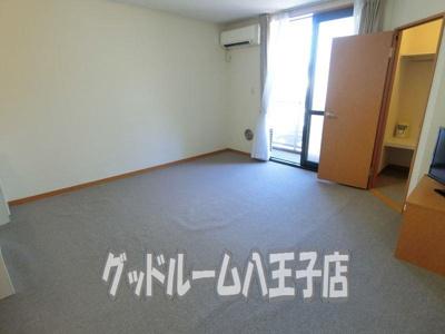 【寝室】レオパレスコスモスカイ2