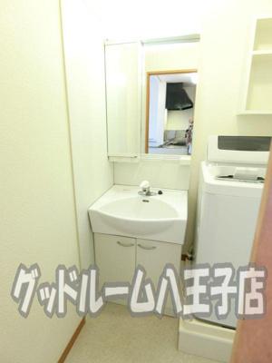 【洗面所】レオパレスコスモスカイ2