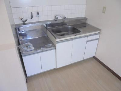 【キッチン】アトウマンション
