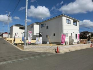 千葉市中央区生実町第5 新築一戸建 ※外観施工例です