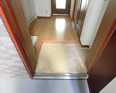 【玄関】メルベイユ石井