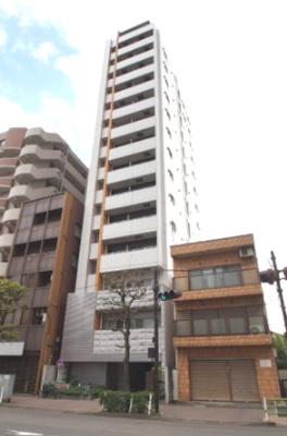 JR京浜東北・根岸線『大森』駅より徒歩6分のマンションです