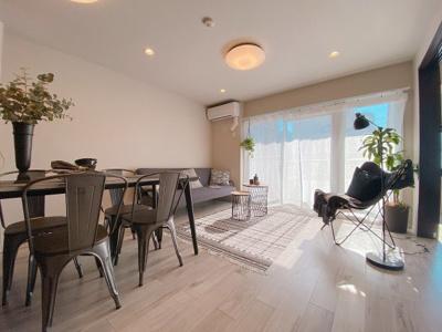 【外観】北新宿パークハイツ