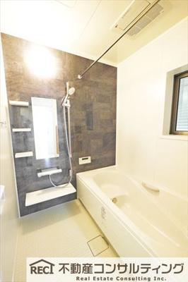 【浴室】灘区篠原中町3丁目 新築戸建