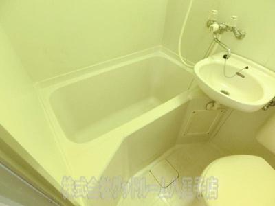 【浴室】平岡マンション