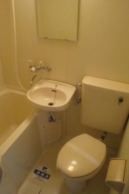 【浴室】スカイコート西川口