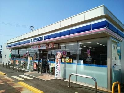 ローソン新発田舟入町一丁目店まで270m