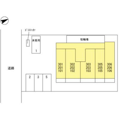 【区画図】エンペラー A