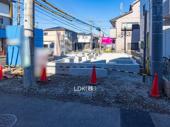 新築戸建/富士見市渡戸3丁目(全1棟)の画像