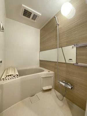 追焚&浴室換気乾燥設備あり