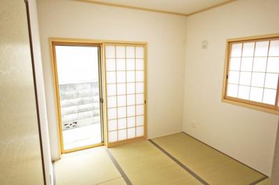 【寝室】西区竹の台1丁目 新築戸建 1号地