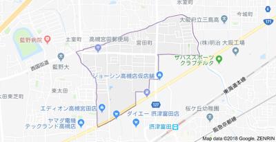 【地図】サンパレス (株)Roots
