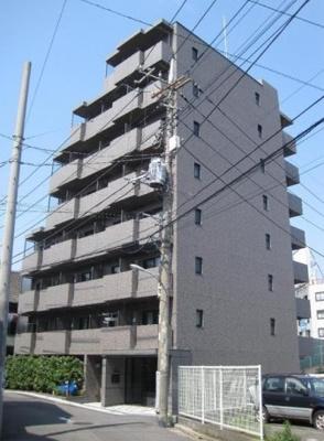 都営浅草線「馬込」駅より徒歩10分のマンションです