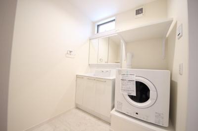 室内洗濯物乾燥機「乾太くん」設置