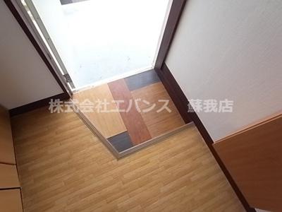 【玄関】メゾンド・ノーブル