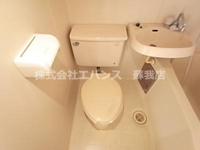 【トイレ】メゾンド・ノーブル