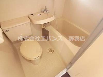 【浴室】メゾンド・ノーブル