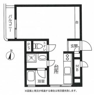 【間取り】虹ケ浜ハイツ