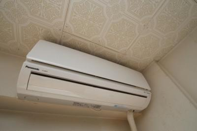 エアコン ※同建物ほかのお部屋の写真です。