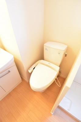 【トイレ】カリンレジデンス
