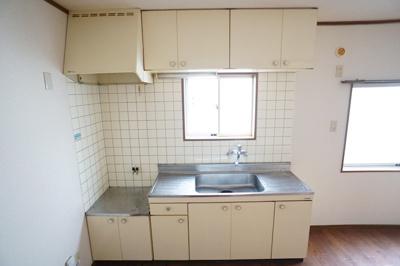 【キッチン】テラスハウス門名