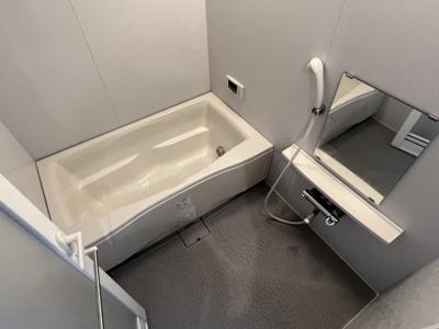 【浴室】ポートヴィラ西岡本