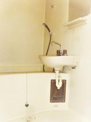【浴室】ハイム湘東