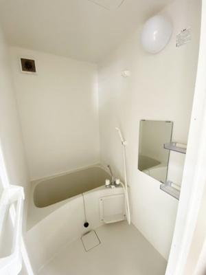 【浴室】ヴィラナリー由良Ⅱ