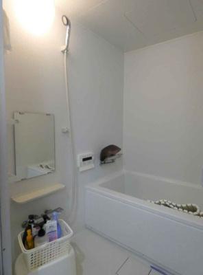 【浴室】天保山第五コーポ二号棟