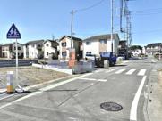 狭山市笹井1丁目・全8棟 新築一戸建 1号棟の画像