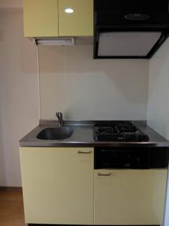 【キッチン】パウロニアバレーティク1岸根公園