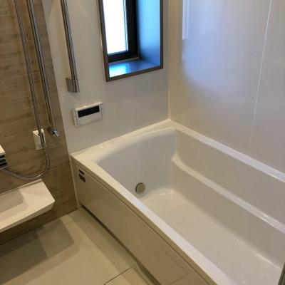 【浴室】クレアホームズ道後緑台 ザ・レジデンス