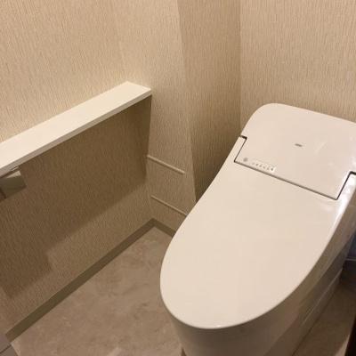 【トイレ】クレアホームズ道後緑台 ザ・レジデンス