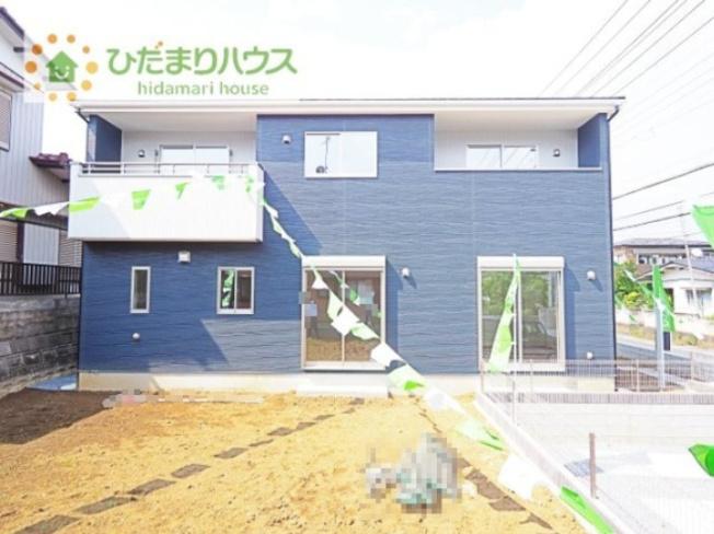 【前面道路含む現地写真】土浦市天川2期 新築戸建