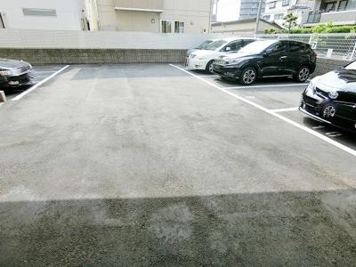 【駐車場】メゾンサンテ