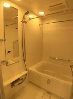【浴室】プレジール入谷