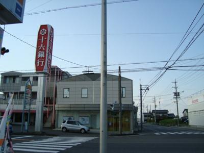 十六銀行高須支店まで814m