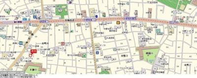 【地図】MMビルディング