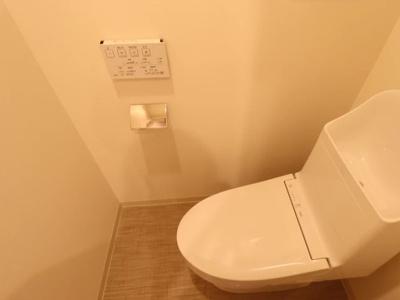 モナークサンシティ練馬のトイレです。
