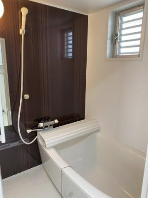 【浴室】カーサオットⅢ