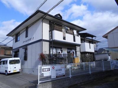 【外観】ステーションハウス久米Ⅲ・
