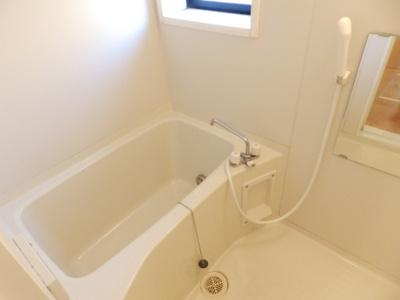 【浴室】ボナール山の田
